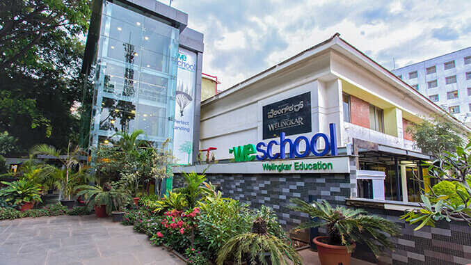 Bengaluru - WeSchool Campus