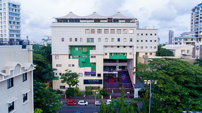 Mumbai - WeSchool Campus