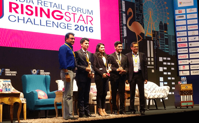India Retail Forum - India's Rising Star Challenge 2016
