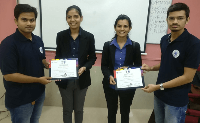 Inter-college competition named