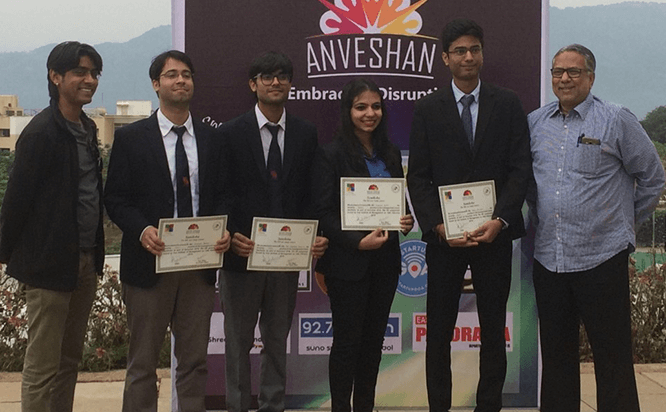 Samiksha an HR case study competition by Goa Institute of Management