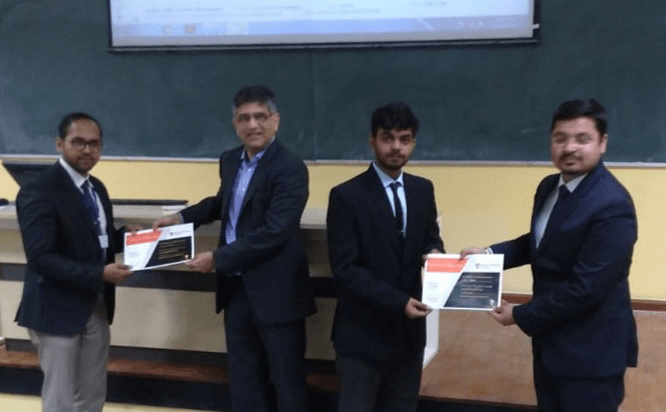 Finalyst competition held on 23rd March at Bits pilani campus