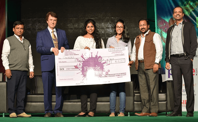 Silent scavengers, competition at SIBM - Hyderabad
