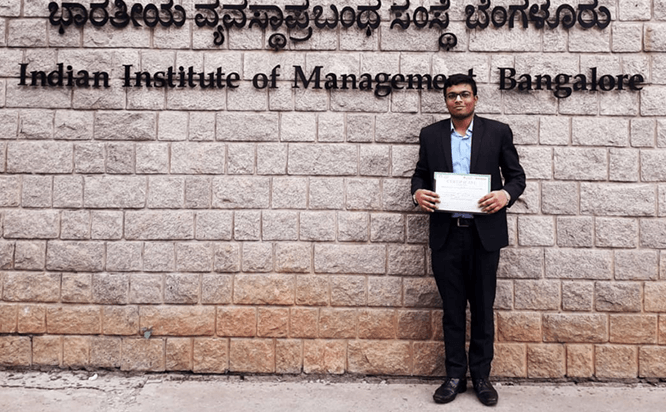 IPO-Q event of EXIMIUS 2018 at IIM-Bangalore