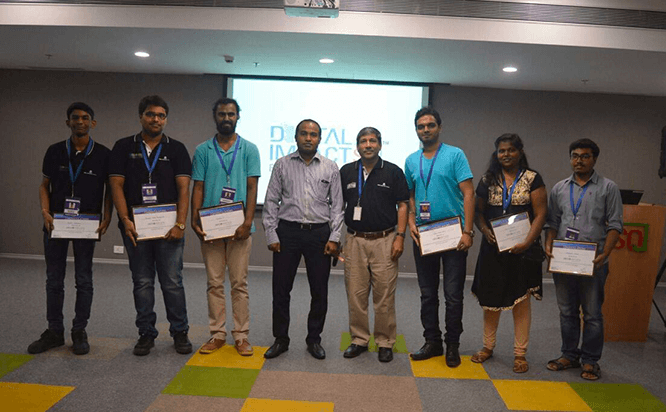 DISQ-O-Very hackathon competition of TCS