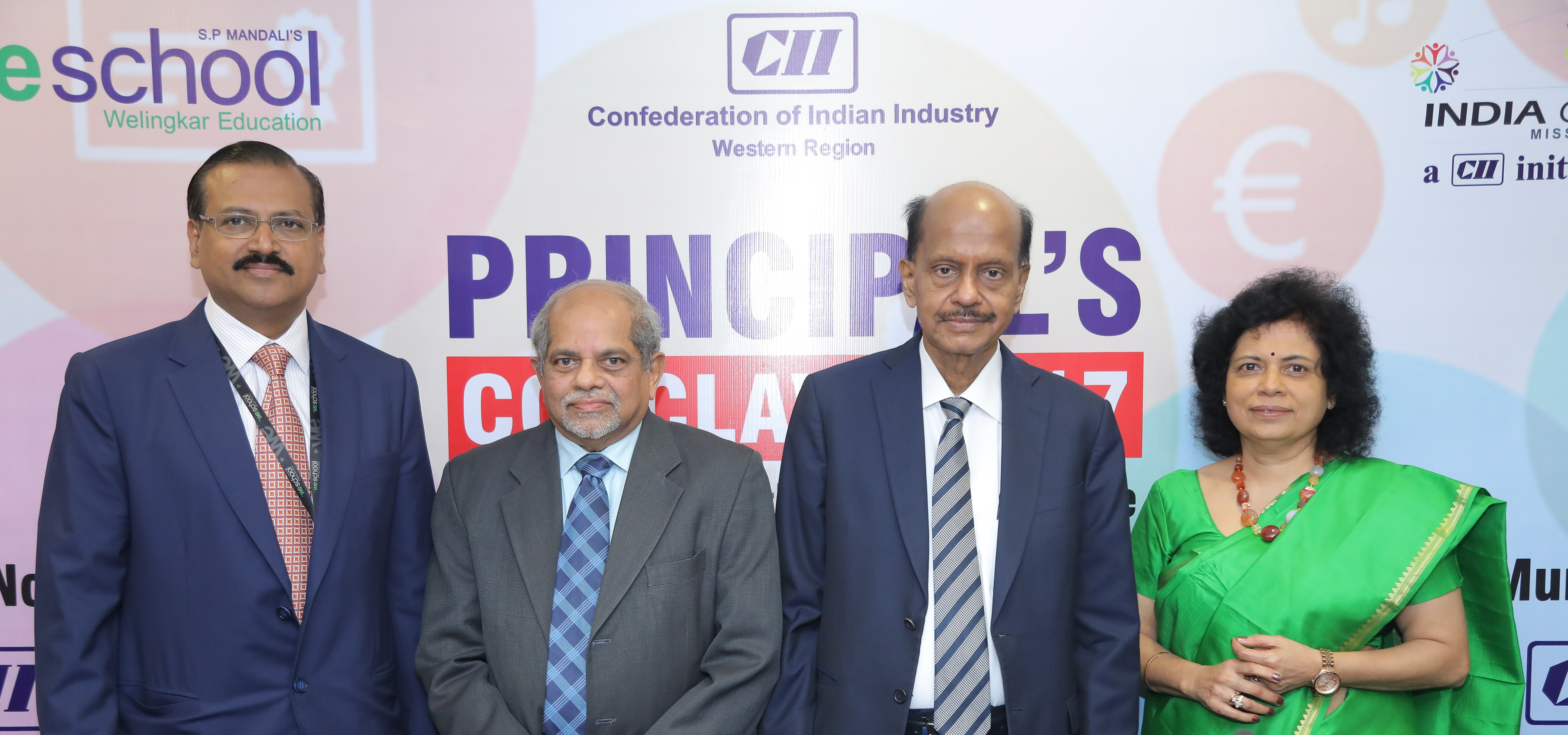 CII and S.P. Mandali's WeSchool redefine tomorrow's classroom at the 'Principal's Conclave'