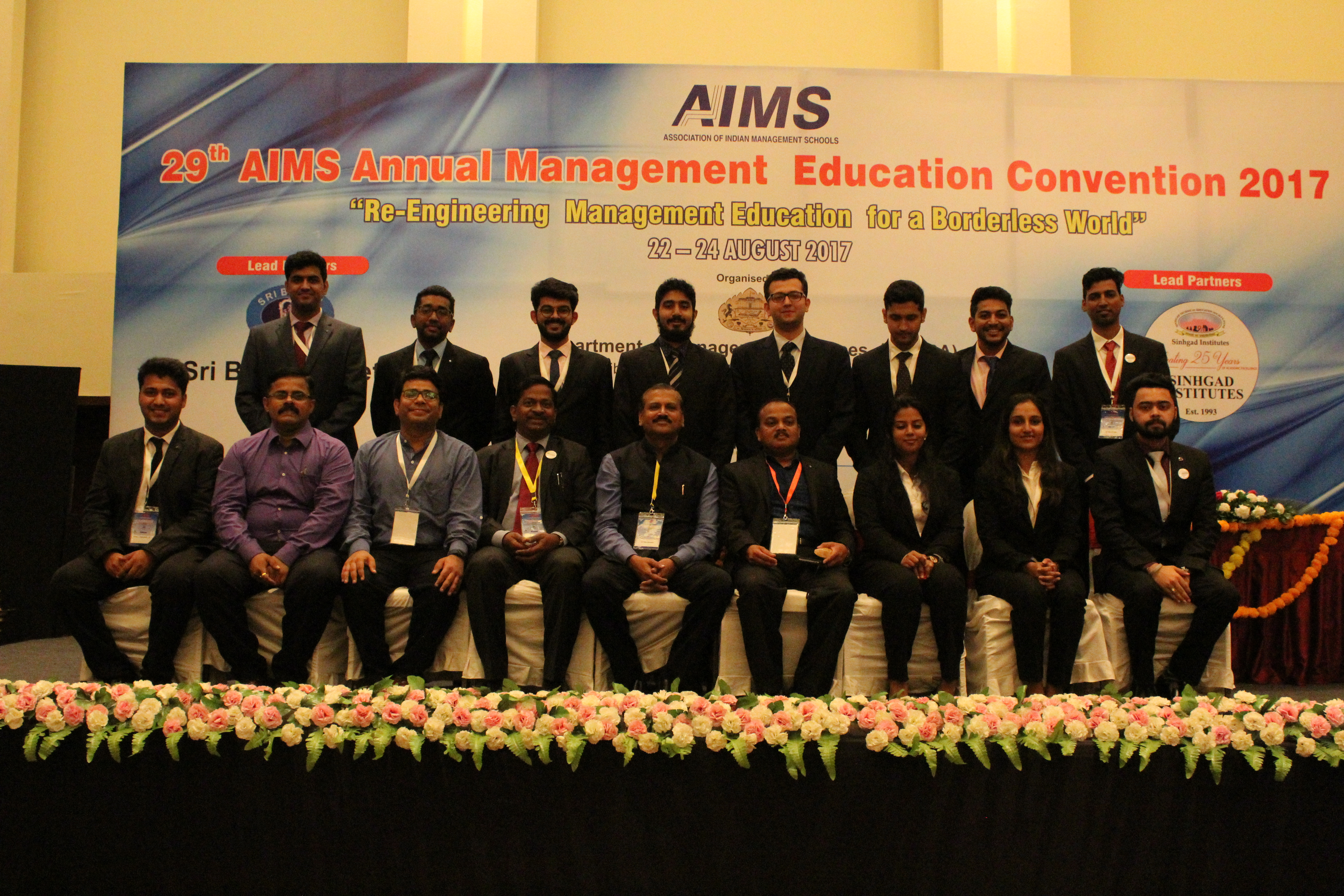 29th AIMS Annual Management Education Convention