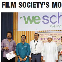Film society's movie festival concludes