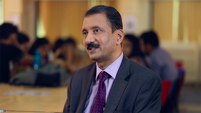 Prof. Dr. Pradeep H. Pendse - Master In Information Management at WeSchool